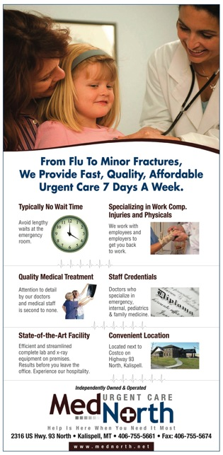 Driving Serious Newspaper Ad Sales: Selling an urgent care facility
